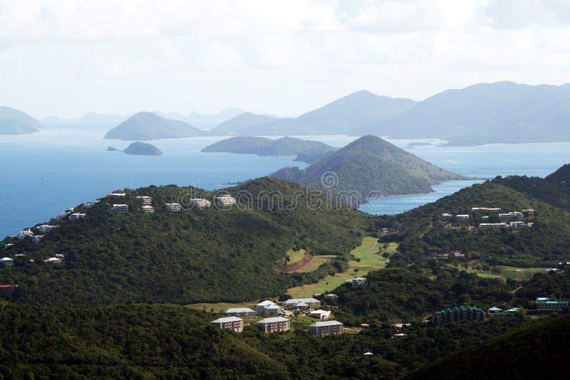 Ilha de St John imagens de stock royalty free