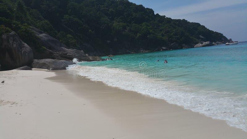 a ilha de Tailândia fotografia de stock royalty free