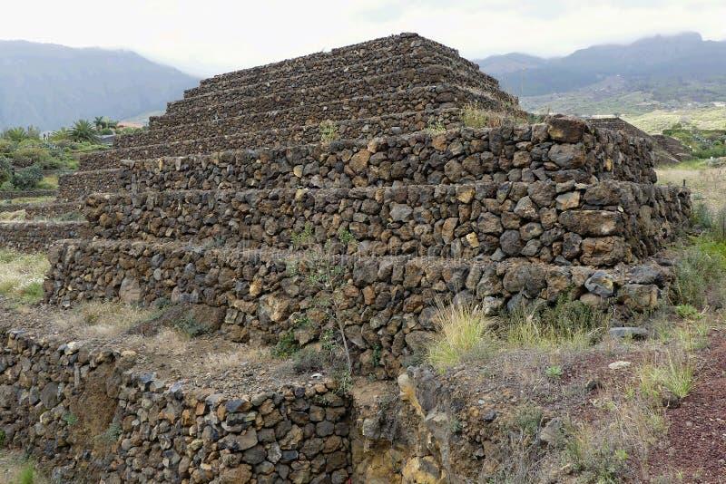 Ilha de Tenerife, Espanha, Europa imagem de stock royalty free