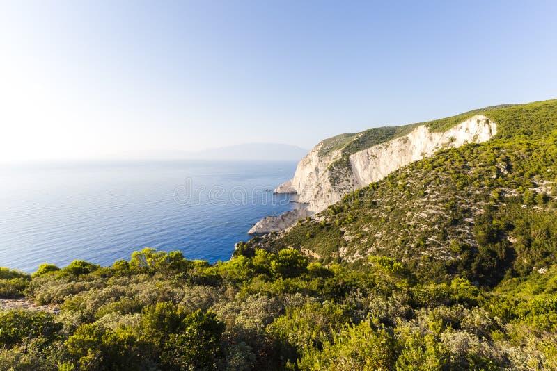 Ilha de Zakynthos, Grécia imagem de stock