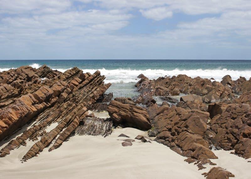 Ilha do canguru, Austrália imagem de stock