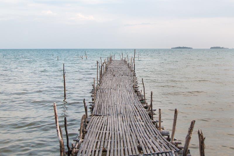 Ilha do coelho, Camboja fotos de stock royalty free