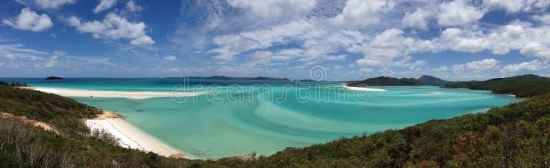 Ilha do domingo de Pentecostes da vigia da entrada do monte fotos de stock royalty free