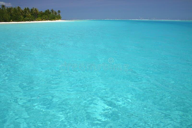 Ilha do Pacífico Bora Bora imagem de stock royalty free