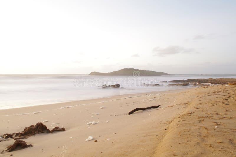 Ilha do Pessegueiro royalty-vrije stock foto's