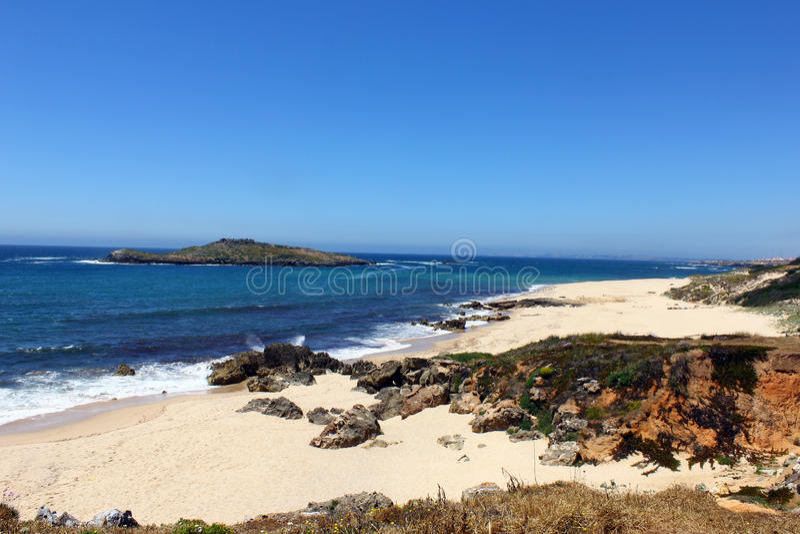 Download Ilha Do Pessegueiro, Porto Covo, Portugal Royalty Free Stock Image - Image: 33196176