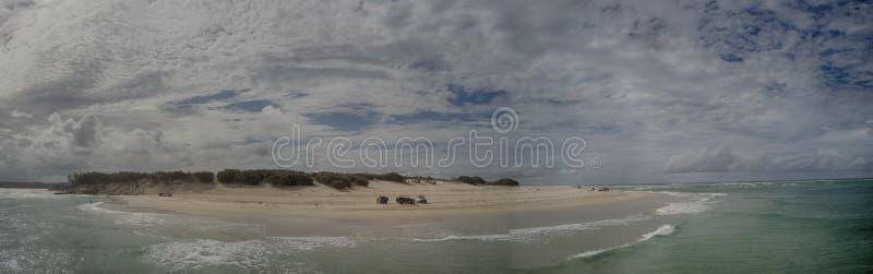 Ilha Queensland de Stradbroke foto de stock royalty free