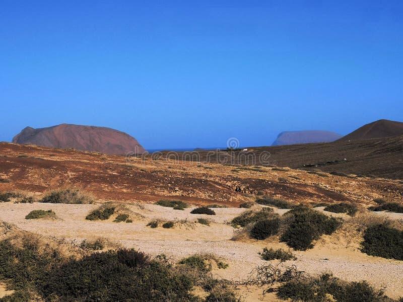 Ilhas Canárias, Lanzarote foto de stock royalty free