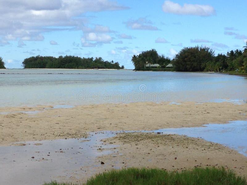 Ilhas Cook imagens de stock royalty free