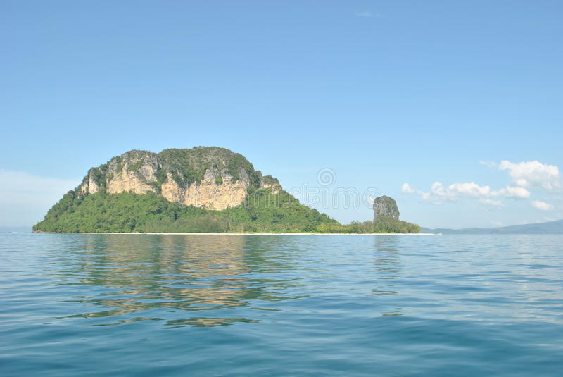 Ilhas de Tailândia - jungle6 fotos de stock royalty free