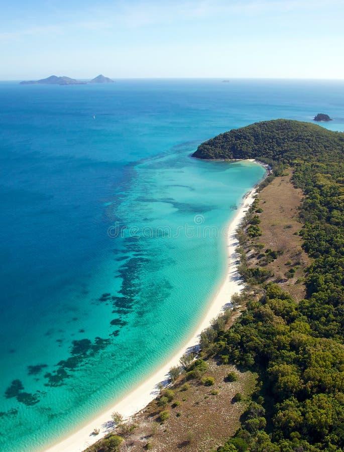 Ilhas do domingo de Pentecostes imagens de stock royalty free