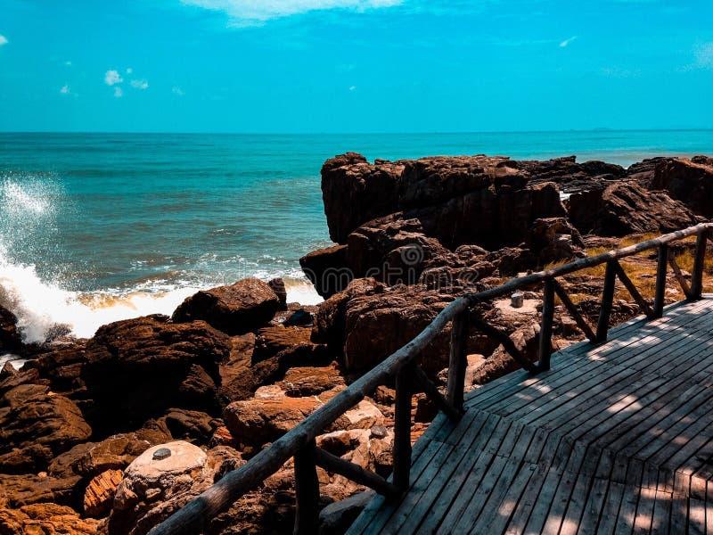 Ilhas Tailândia de Phi Phi fotos de stock royalty free