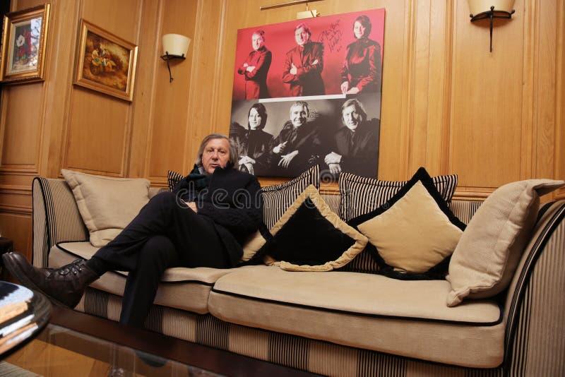 Ilie Nastase royalty-vrije stock foto