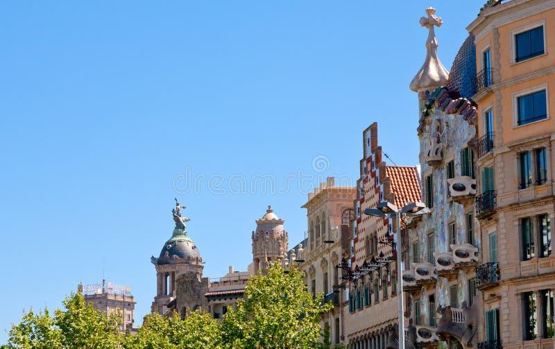 Illa de la Discordia - in Barcelona