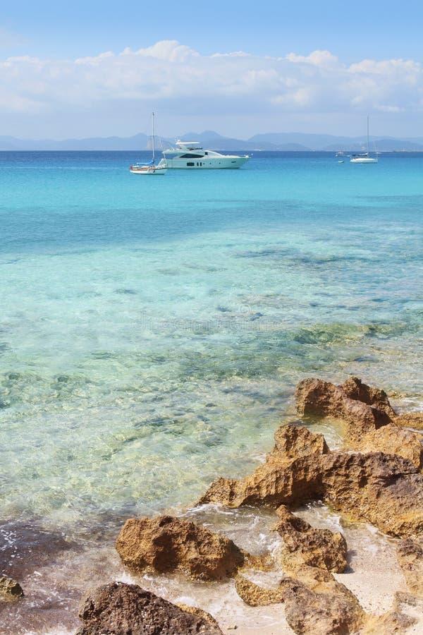 Download Illetes View From Savina Port Formentera Stock Photo - Image: 15247374