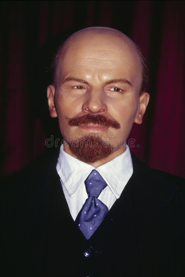 illich illitsch Lenin vladimir wladimir obraz royalty free