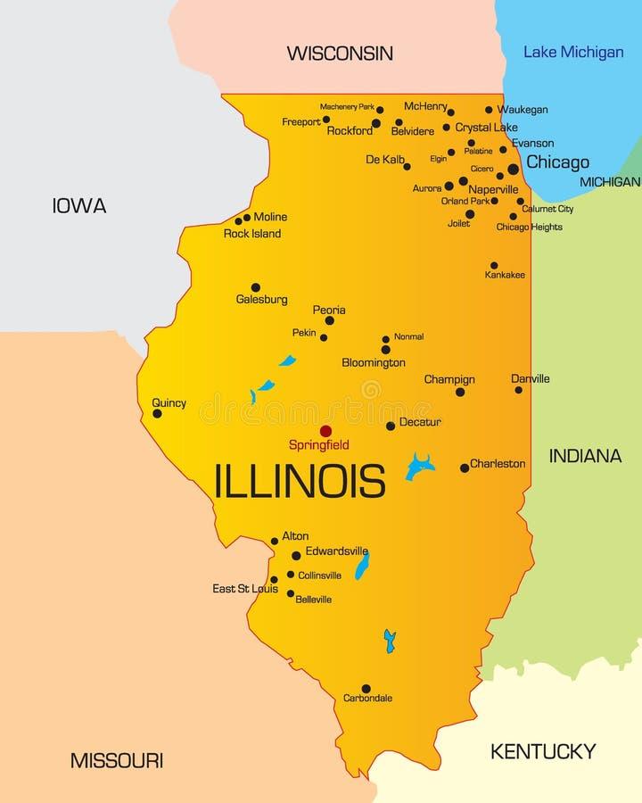 Illinois Stock Photo