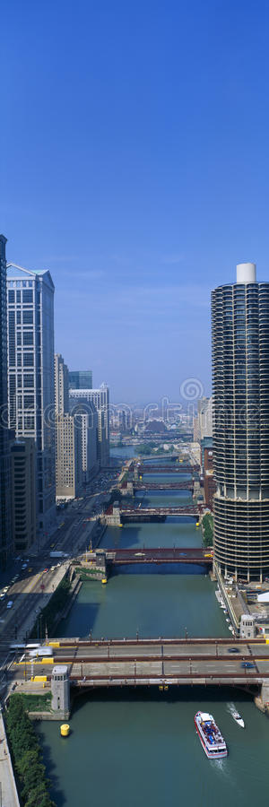 Download Illinois River editorial photo. Image of multiple, chicago - 23172856