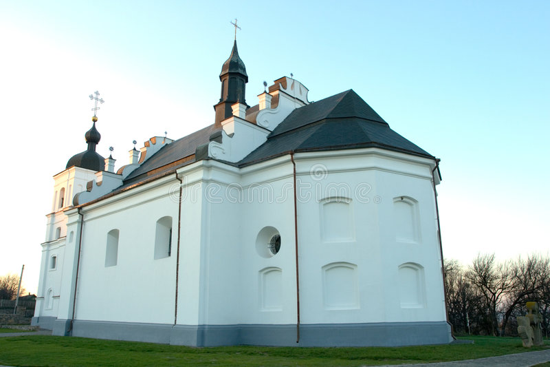 illinska церков стоковые фотографии rf