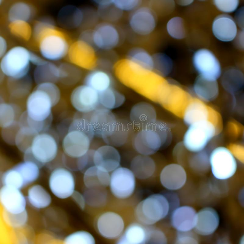 Illuminated bright light stock image