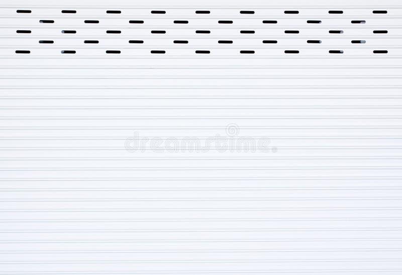 Download Illuminated  Metallic Roller Shutter Door Stock Image - Image: 26408741