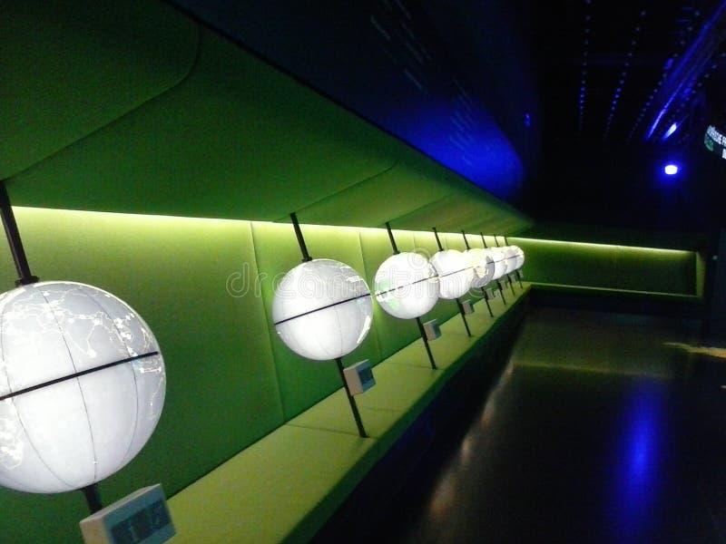 Illuminated World Globes Free Public Domain Cc0 Image