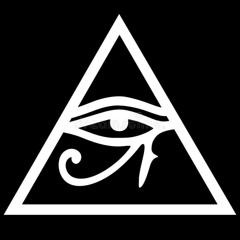 Illuminati lizenzfreie abbildung