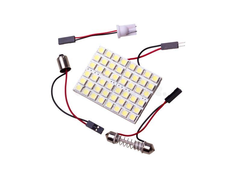 Illuminazione di comitato del LED per sostituire lampadina nel salone dell automobile