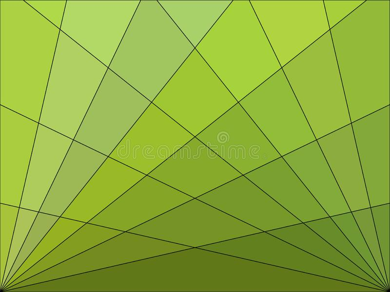 illusion royaltyfri illustrationer