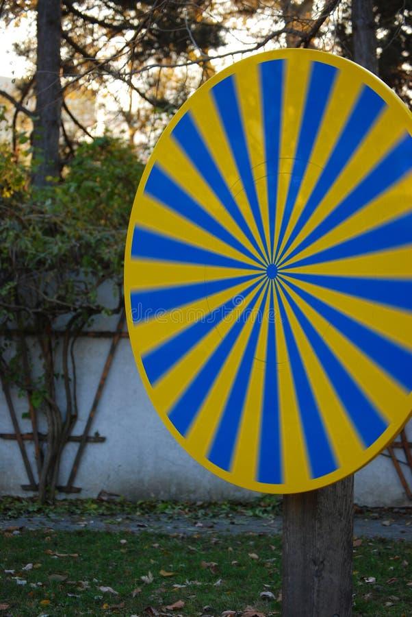 Illusion visuelle photo libre de droits