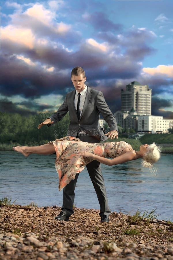 illusionist photo libre de droits