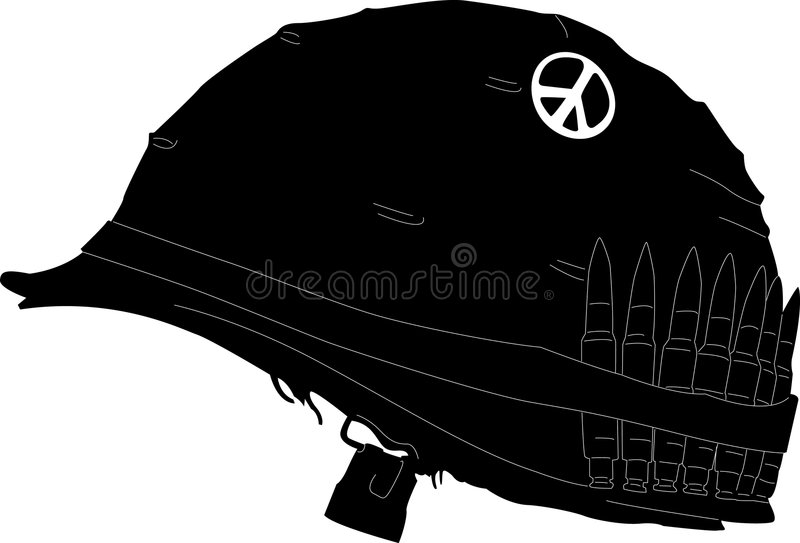 Download Illustrated Helmet Stock Photo - Image: 1604340