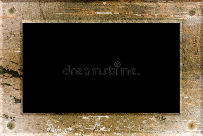 Download Illustrated metal frame. stock illustration. Illustration of sleek - 13594067