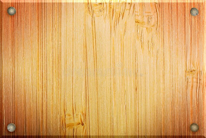 Download Illustrated wood frame. stock illustration. Illustration of board - 14182861