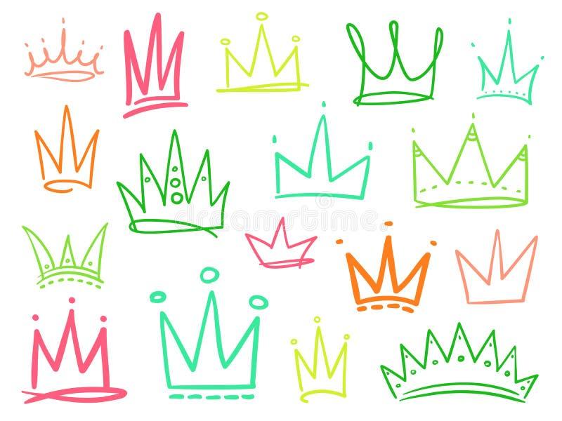 Illustratie Kunstverwezenlijking royalty-vrije illustratie