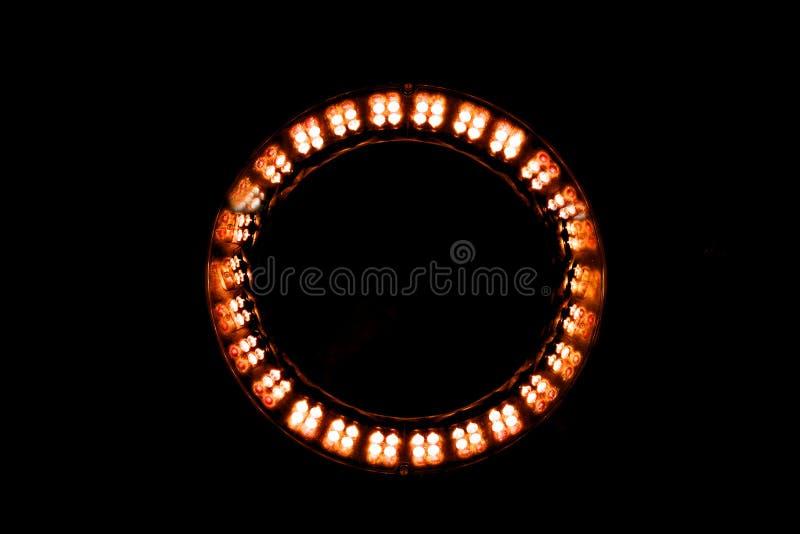 Illustratie van de kernreactor stock fotografie