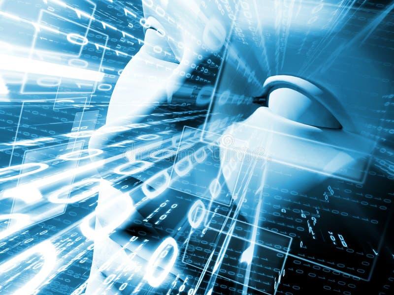 Illustratie van technologie