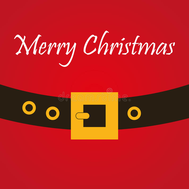 Illustratie Vector Grafische Kerstmis royalty-vrije illustratie