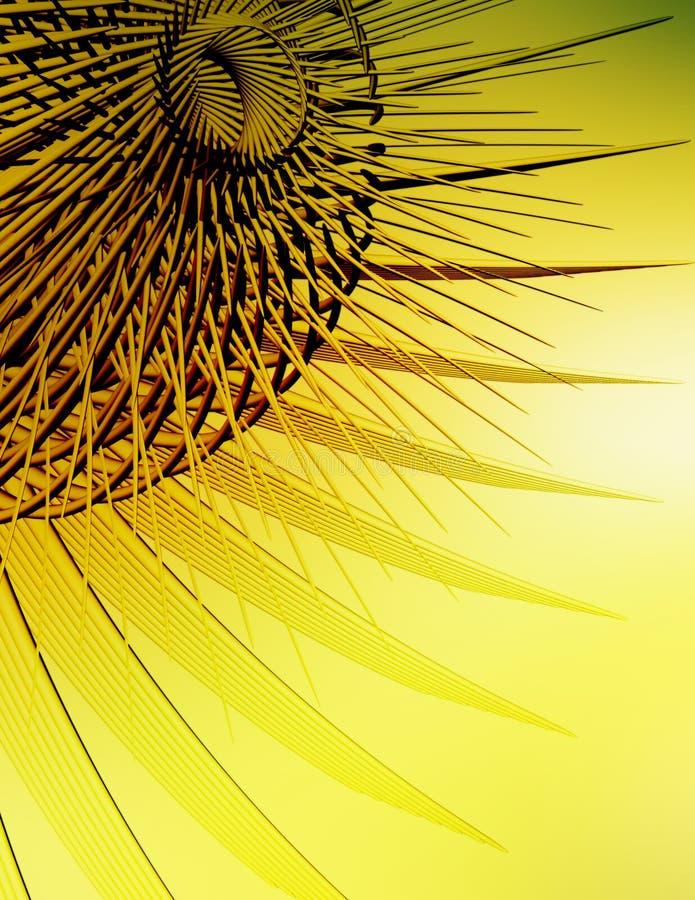 Illustration 3d Fotografering för Bildbyråer