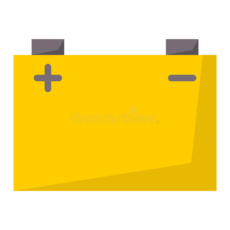 Illustration alcaline de vecteur de technologie d'approvisionnement positif en carburant de charge de l'électricité d'outil d'éne illustration libre de droits