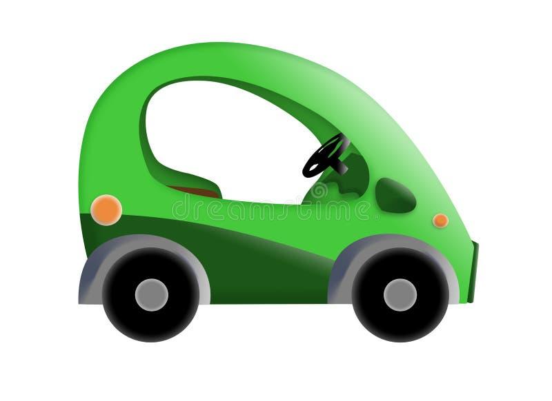 Illustration av bilen arkivbilder