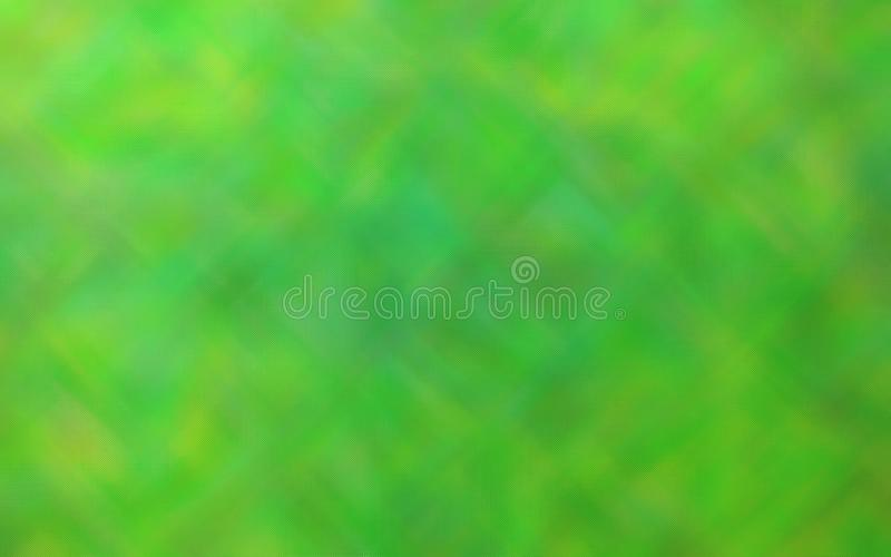 Illustration av grönt ljust till och med mycket liten Glass bakgrund arkivbild