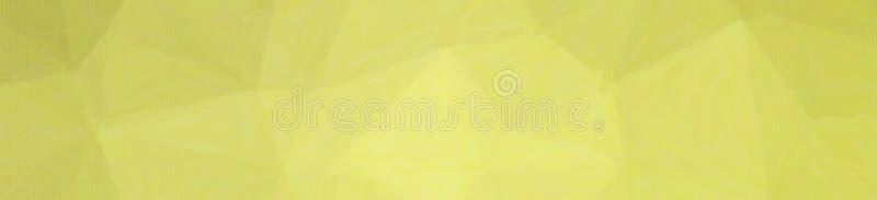 Illustration av gul pastell med bakgrund för färgökningsbaner vektor illustrationer