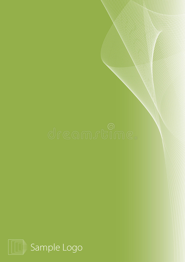 Download Illustration Background With Flowing Lines Stock Illustration - Illustration of illustration, clean: 4122024