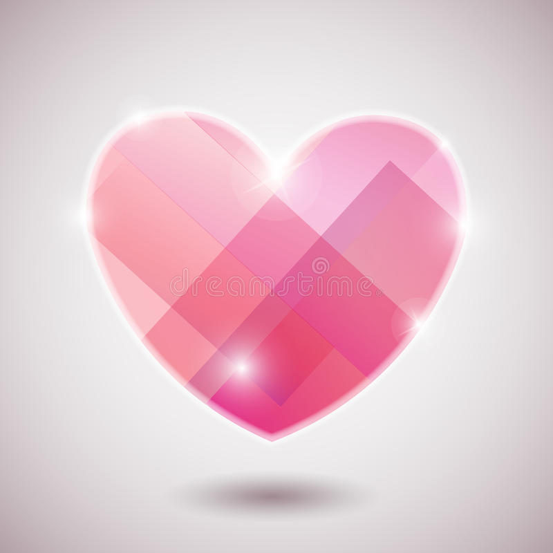 Download Illustration Background Heart Stock Illustration - Illustration: 25406139