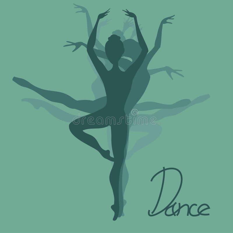 Download Illustration Of Ballet Dancer Stock Vector - Image: 32288730