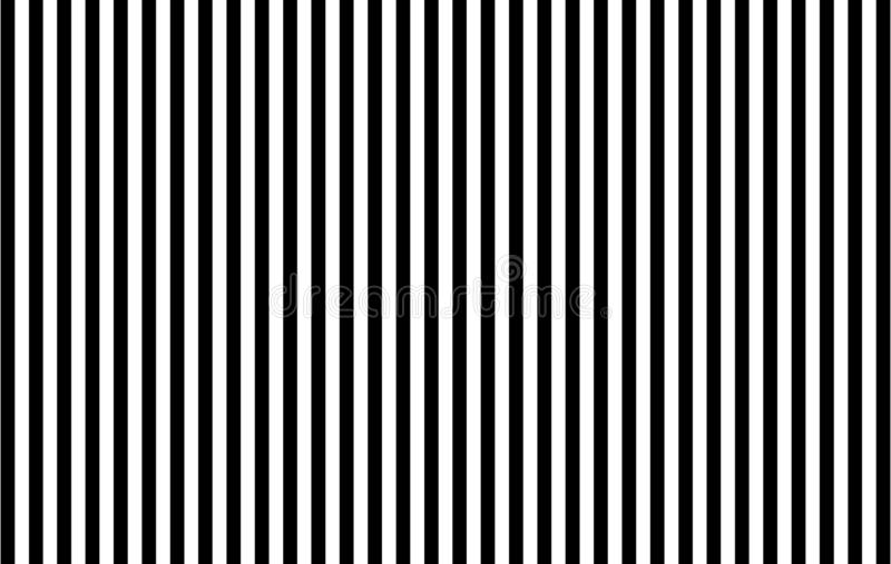 Illustration of black and white stripes, used for backgrounds. -EPS-10 royalty free illustration