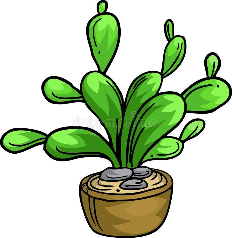 Download Illustration Cactus Royalty Free Stock Image - Image: 22938426