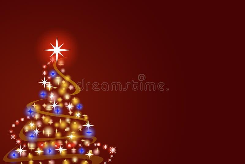 Download Illustration Of Christmas Tree Stock Illustration - Illustration: 29740677