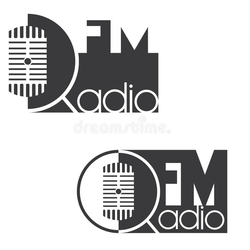 An Illustration Consisting Of Two Different Images Of A Radio